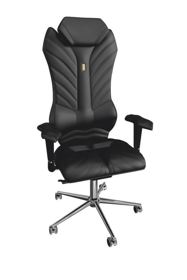 Кресло Kulik System Офисное кресло Kulik Monarch (перфорация, инд. прошивка Aristo, 3D подголовник)