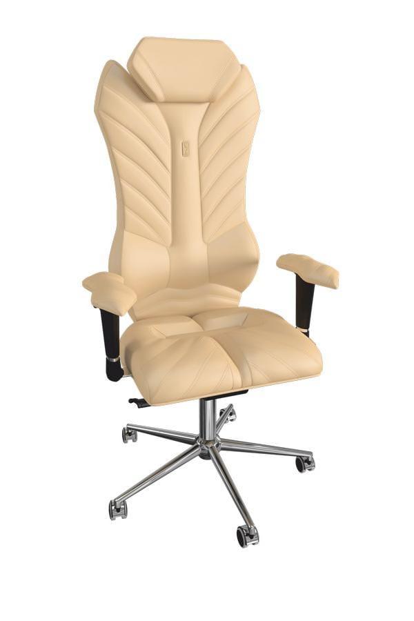 Кресло Kulik System Офисное кресло Kulik Monarch (индивидуальная прошивка Aristo, 3D подголовник) кресло kulik system офисное кресло kulik elegance материал азур 3d подголовник