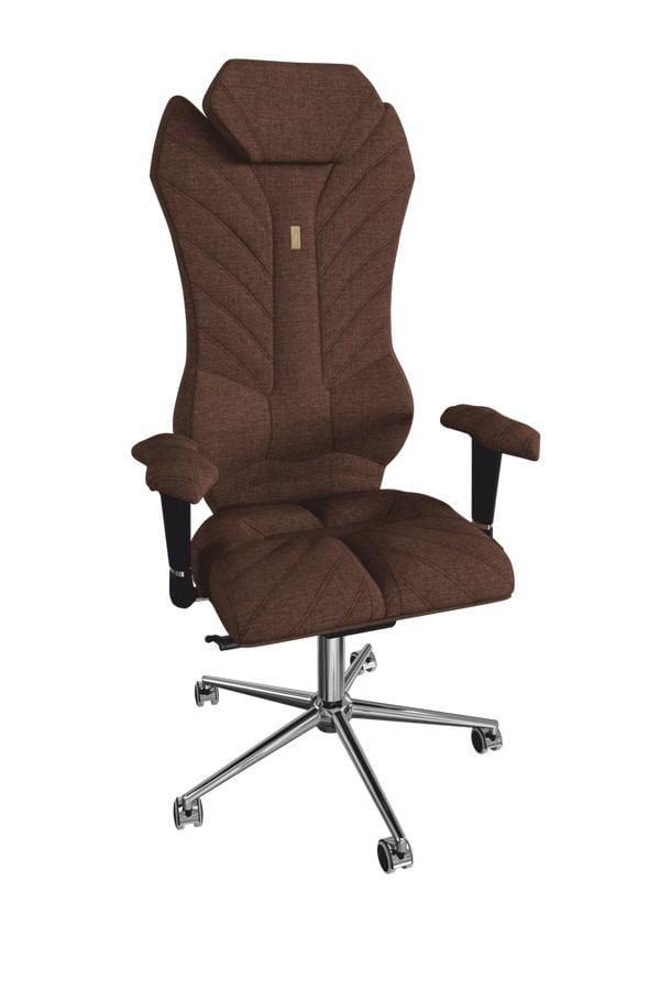 Кресло Kulik System Офисное кресло Kulik Monarch (материал Азур, инд. прошивка Aristo, 3D подголовник)