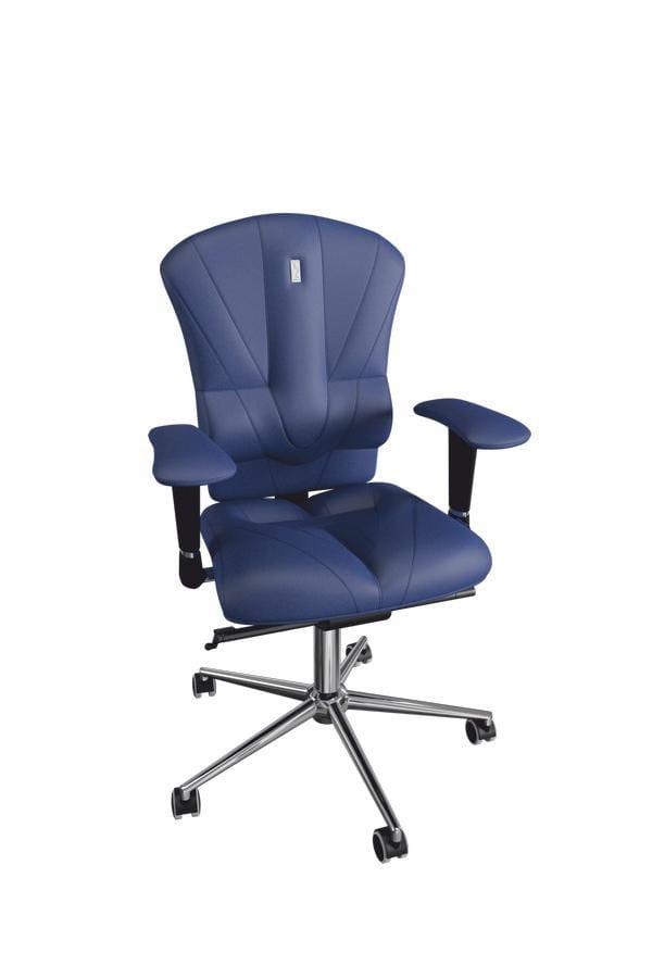 цена на Офисное кресло Kulik System Victory Металл Синий Серебро