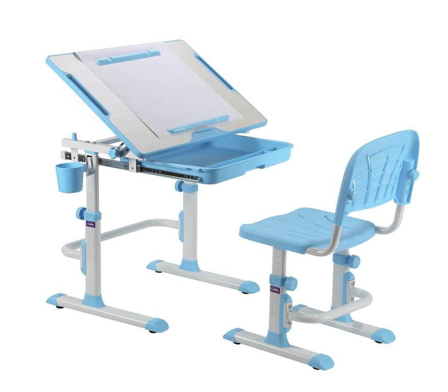 Парта Cubby Комплект парта и стул-трансформеры Karo