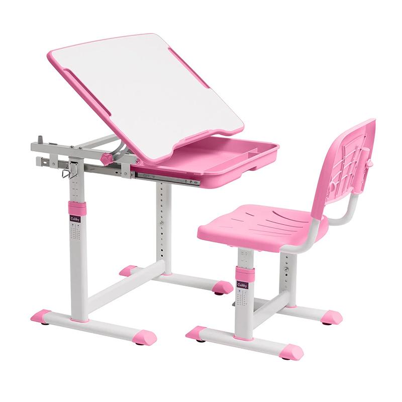 Комплект Cubby парта и стул трансформеры Sorpresa