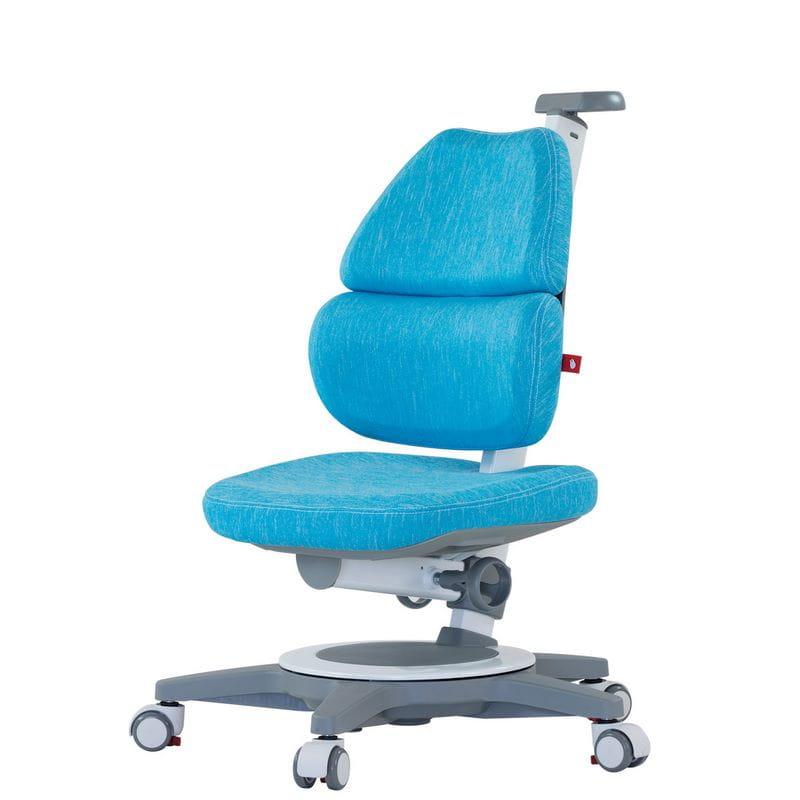 цена на Ортопедическое кресло и стул для школьника TCT Nanotec Ego (Ergo Elite) Металл Голубой