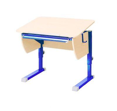 Комплект Астек Парта КОЛИБРИ со стулом SK-2 и прозрачной накладкой на парту 65х45