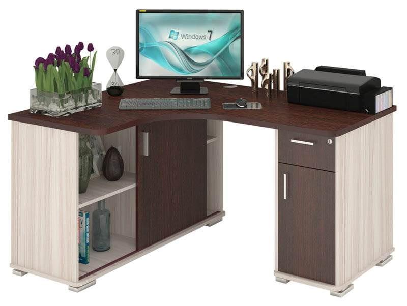 Компьютерный стол МЭРДЭС Стол письменный для школьника СР-160М