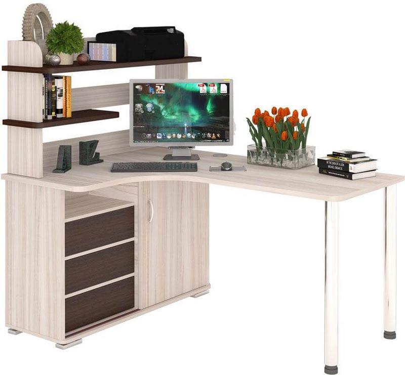 Компьютерный стол МЭРДЭС Компьютерный стол СР-145М