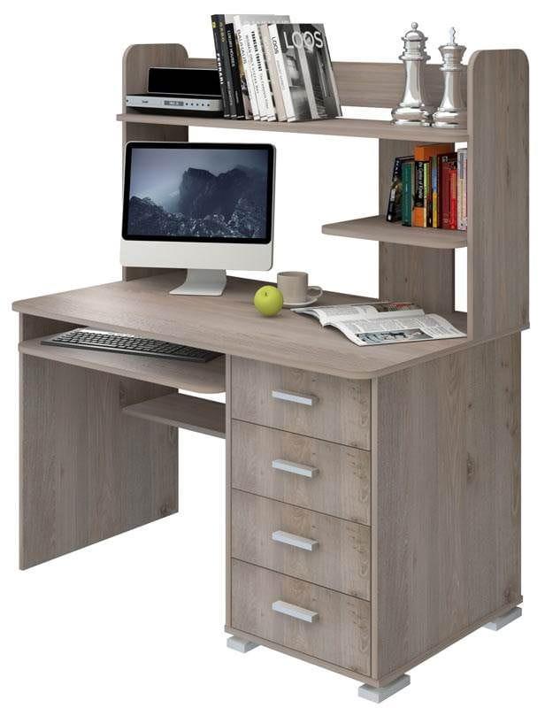Компьютерный стол МЭРДЭС Письменный стол для школьника СК-28М