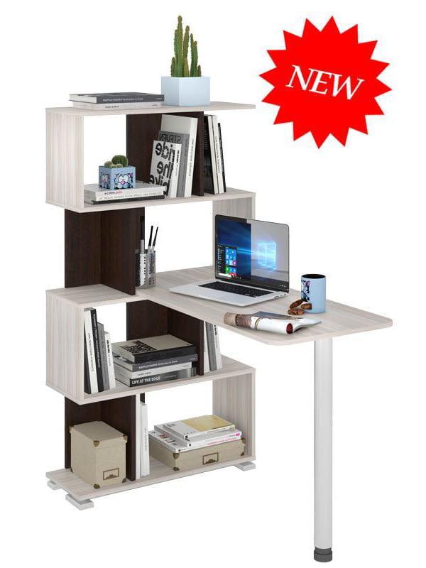 МЭРДЭС Компьютерный стол СЛ-5-4СТ товары для хранения dorabeads 27 0 x 20 0 5 2015 b82865