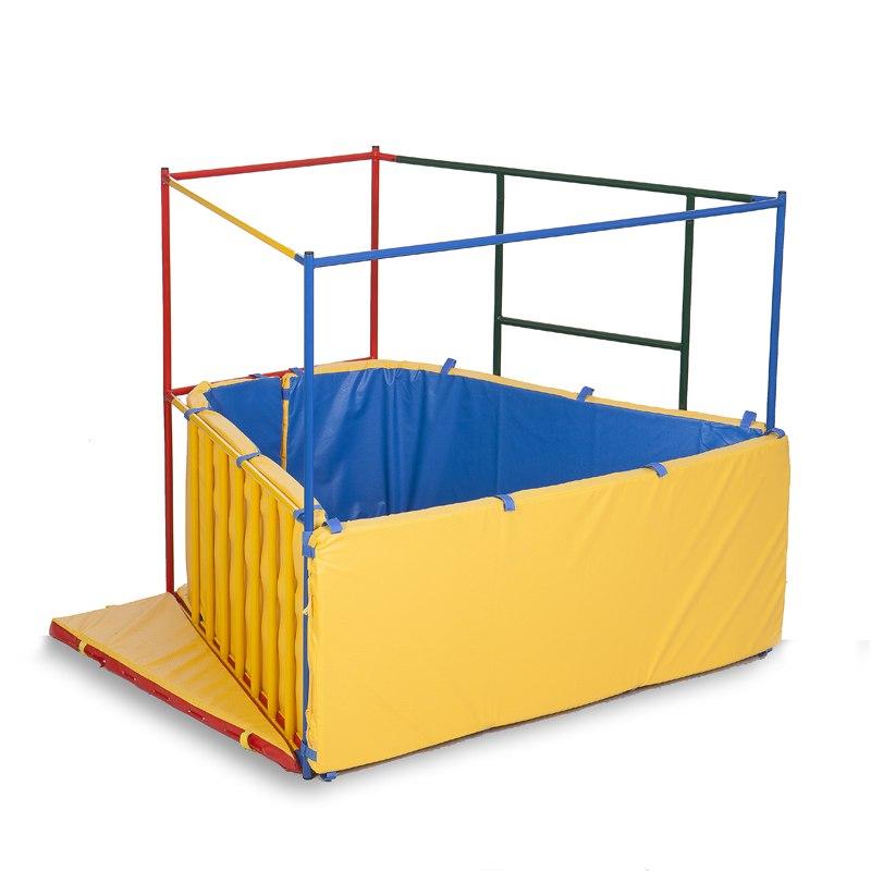 Комплект Манеж для ДСК Ранний Старт Стандарт и Люкс спортивные комплексы ранний старт стартовый набор для спорткомплекса люкс