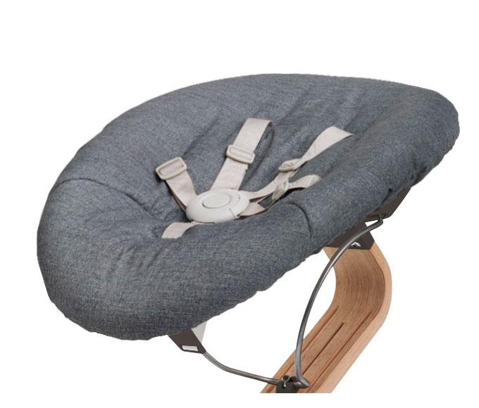 Аксессуары для кресел Evomove Nomi Baby для основания стула Массив дерева Коричневый Серый