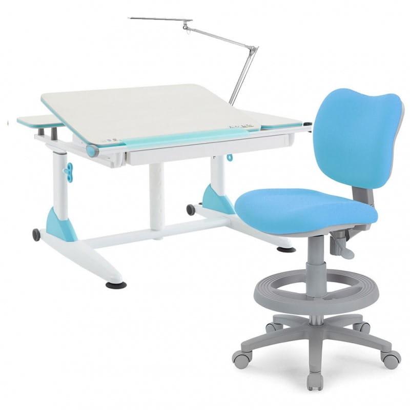 Комплект Комплект RIF 7: Парта-Трансформер G6+XS + Кресло Kids Chair + Светильник TL20S