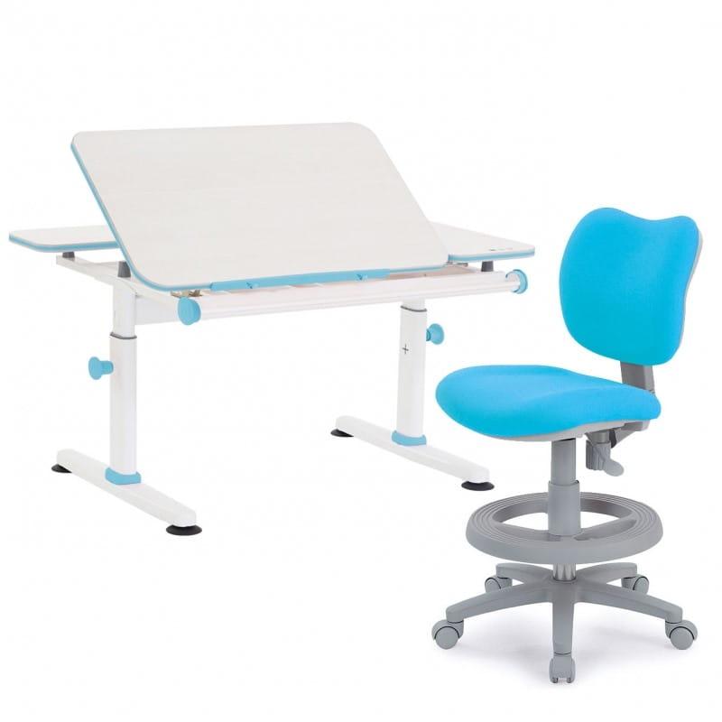 Комплект Комплект RIF 5: Парта-Трансформер М6+XS + Кресло Kids Chair