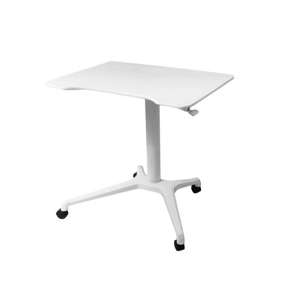 Стол для компьютера Rifforma МДФ Белый Белый