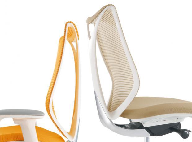 Кресло Okamura Кресло для дома и офиса Sabrina c 4D подлокотниками 4d massager