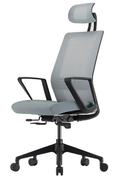 Офисное кресло Falto SOUL Металл Серый Черный