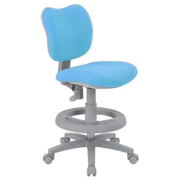 Купить со скидкой Кресло для школьника KIDS CHAIR Голубой Серый