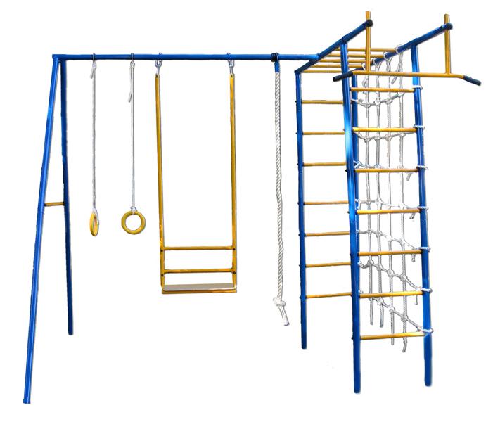 Уличный детский спортивный комплекс Kampfer Active game комплект навесного оборудования pubert для mb 87l r0063