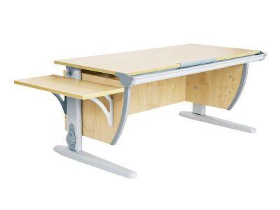 Комплект ДЭМИ Парта СУТ 15К с креслом Match Chair и прозрачной накладкой на парту 65х45