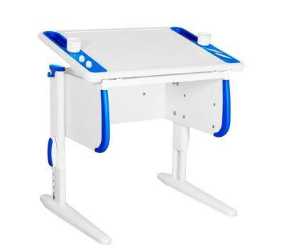 Комплект ДЭМИ Парта Techno СУТ 26 с креслом Conan и прозрачной накладкой на парту 65х45