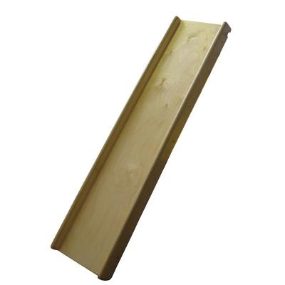 Горка деревянная удлинённая Ранний Старт