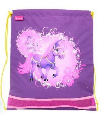 Рюкзак Hummingbird My Brilliant Pony для девочки (K50)