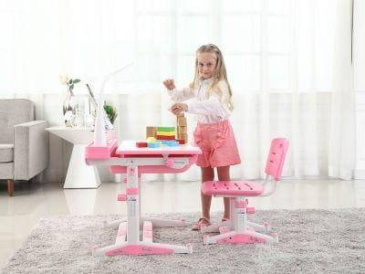 Комплект парта и стульчик RIFFORMA FUNNY