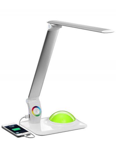 Лампа светодиодная Mealux DL-03 Silver