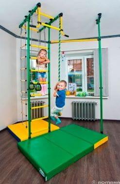 Детский спортивный комплекс Карусель Меркурий-1 New