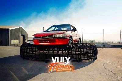 Батут Vuly Thunder L