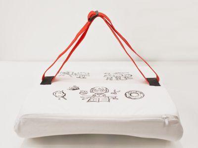 Подушка - раскраска EVO с памятью формы