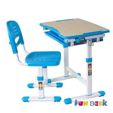 Растущая парта и стул FunDesk Piccolino