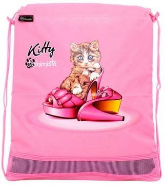Ранец Hummingbird Kitty Fashionista для девочки (K83)