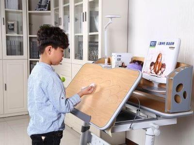 Парта для школьника для дома Mealux Aivengo - L