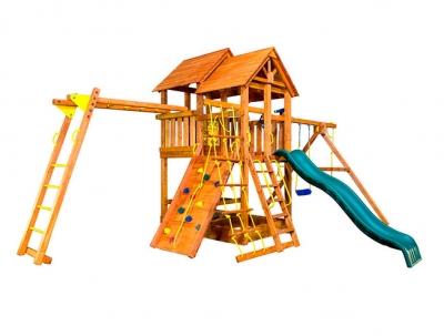 Игровая площадка PlayGarden SkyFort II стандарт с рукоходом