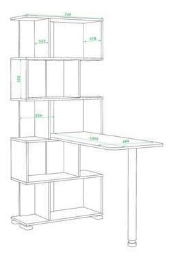 Стол для школьника СЛ-5СТ