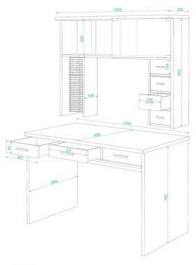 Компьютерный стол СП-30СМ