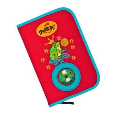 """Ранец ErgoFlex """"Царевна-лягушка"""", спортивная сумка, два пенала и папка-бокс"""