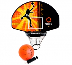 Баскетбольный щит Vuly для батута