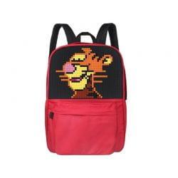 Классический школьный пиксельный рюкзак Upixel