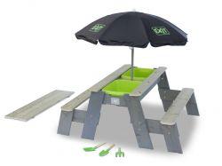Пecoчницa-трaнсформер с зонтом Exit Toys Акцент