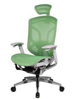 Эргономичное кресло GTCHAIR Dvary Green