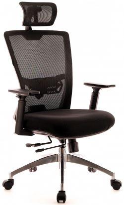 Кресло руководителя Everprof Polo S (Ткань)