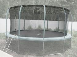 Защитная сеть верхняя для Hasttings SKY 16 FT на 12 стоек (488 см)
