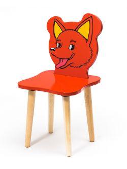 Детский стульчик Polli Tolli Джери Лисёнок