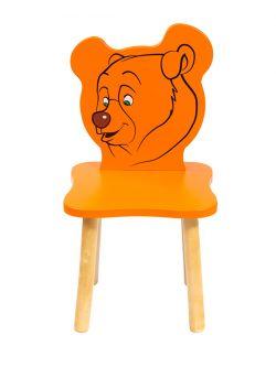 Детский стульчик Polli Tolli Джери Медвежонок