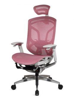 Эргономичное кресло GTCHAIR Dvary Pink