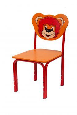 Растущий стул Львенок из серии «Кузя»