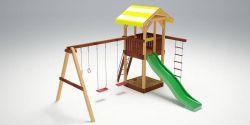 Детская игровая площадка Савушка - 4