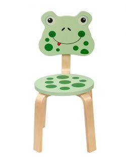 Детский стульчик Polli Tolli Мордочка Лягушка