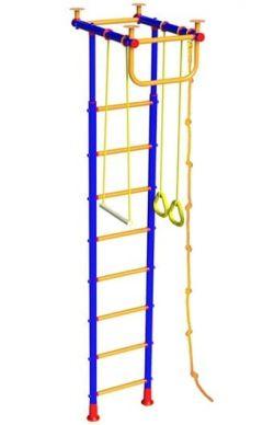 Детский спортивный уголок Малыш - 1 (Форма - Г-образный)